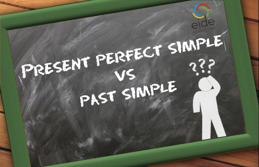 PRESENT PERFECT & PAST SIMPLE